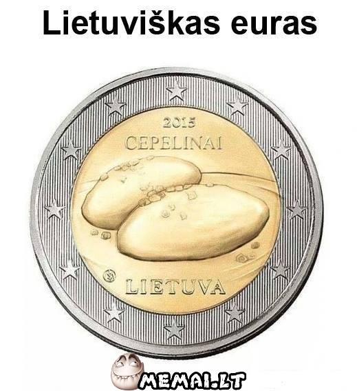 Lietuviškas euras