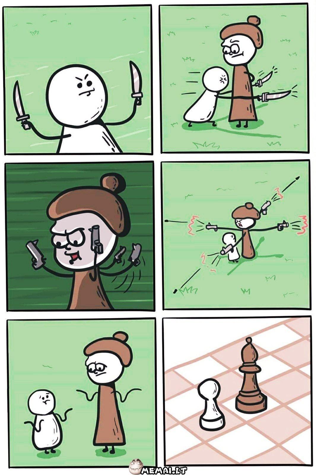 Puolimas šachmatuose